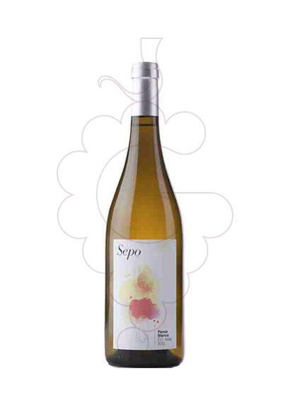Photo Sepo Pansa Blanca  white wine