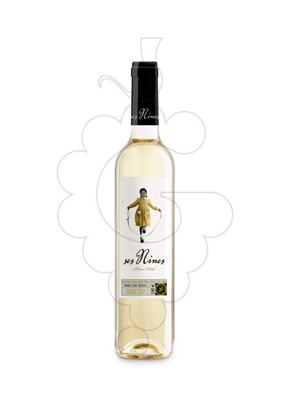 Photo Ses Nines Blanc Dolç fortified wine