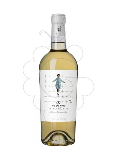 Photo White Ses Nines white wine