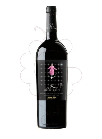Photo Ses Nines Seleccio red wine
