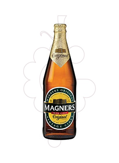 Photo Cider Sidra Magners bottle