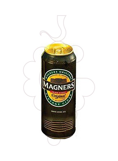 Photo Cider Magners can