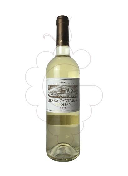 Photo Sierra Cantabria Otoman white wine
