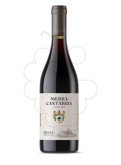 Photo Sierra Cantabria Selección red wine
