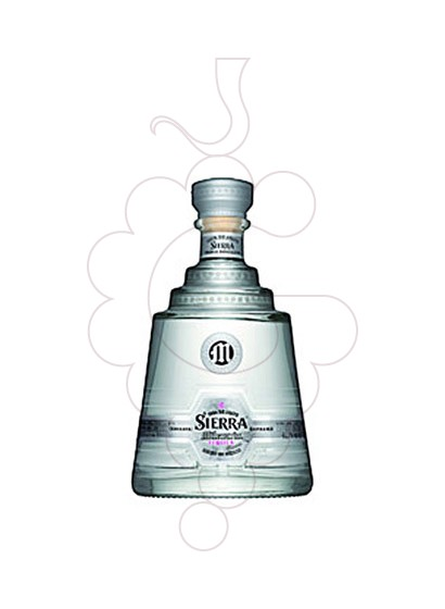 Photo Tequila Sierra Milenario Blanca