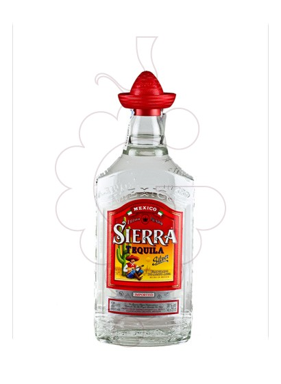 Photo Tequila Sierra Silver