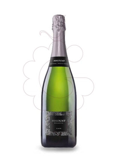 Photo Signat Brut Reserva 5***** sparkling wine