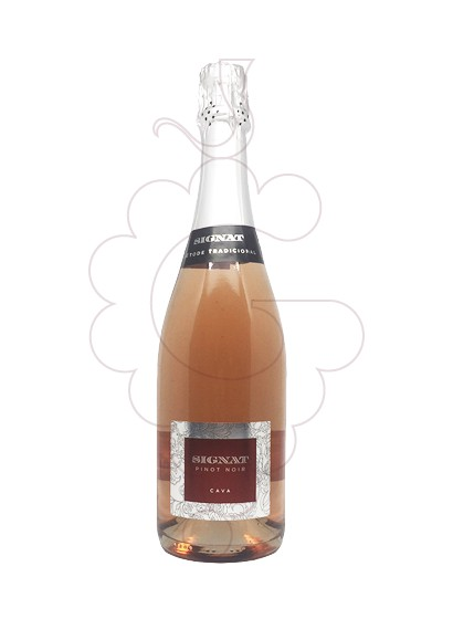 Photo Signat Brut Rose  sparkling wine