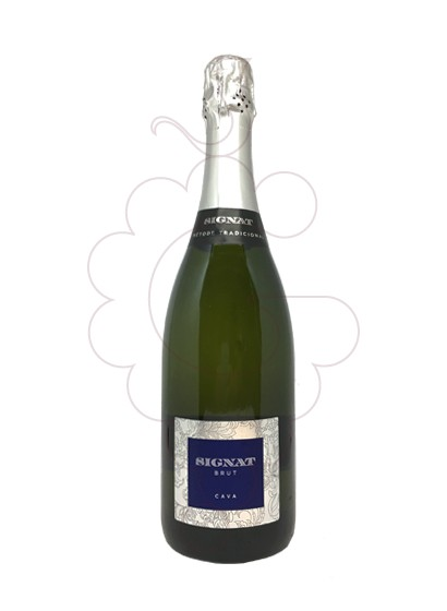 Photo Signat Brut sparkling wine