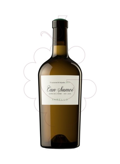 Photo Silencis white wine