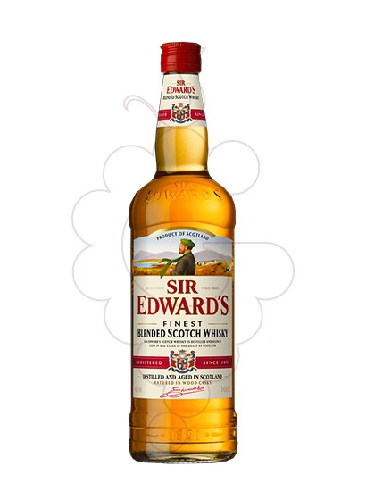 Photo Whisky Sir Edward's