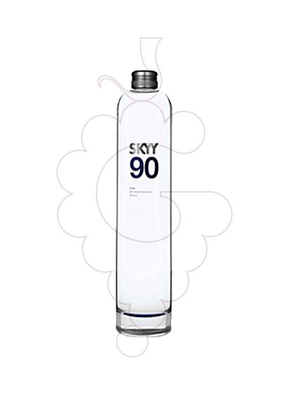 Photo Vodka Skyy 90