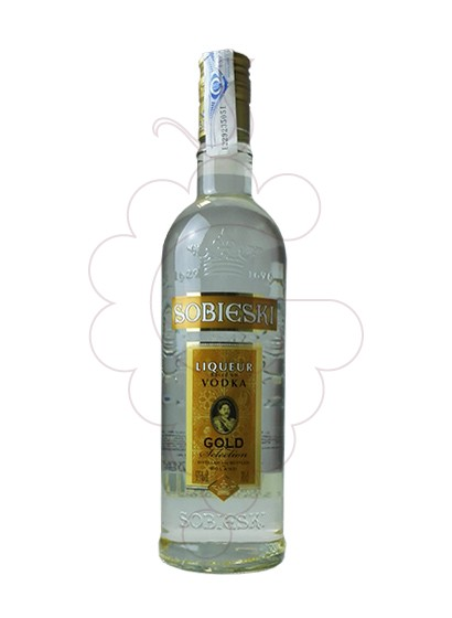 Photo Liqueur Sobieski Gold