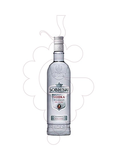Photo Vodka Sobieski Diament