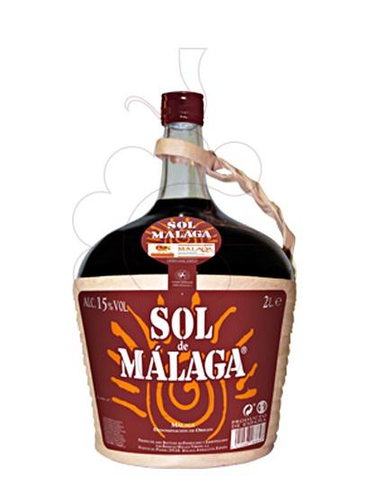 Photo Sol de Málaga Carafe fortified wine