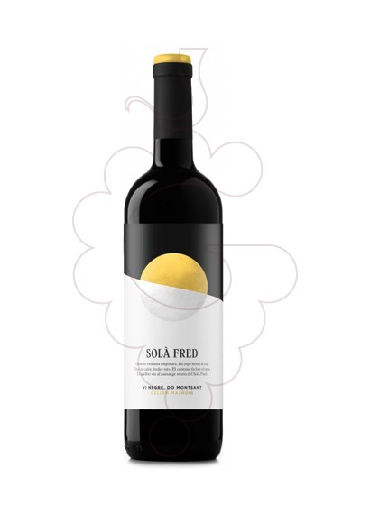 Photo Sola Fred  red wine