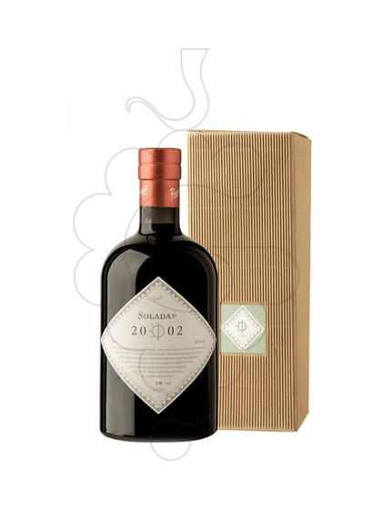 Photo Liqueur Solada Ratafia 2002