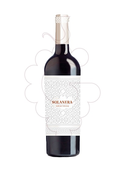Photo Solanera Viñas Viejas red wine