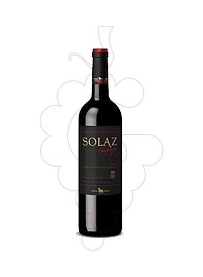 Photo Solaz Coupage red wine
