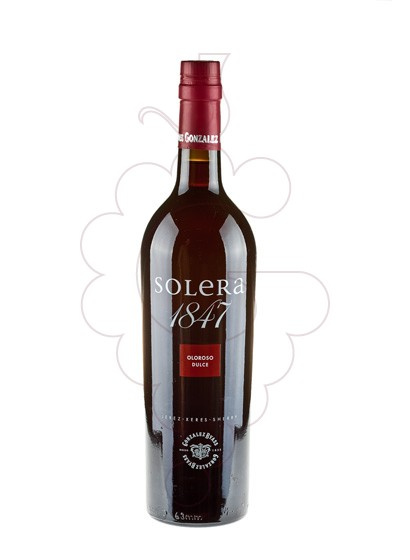 Photo Solera 1847 Cream fortified wine