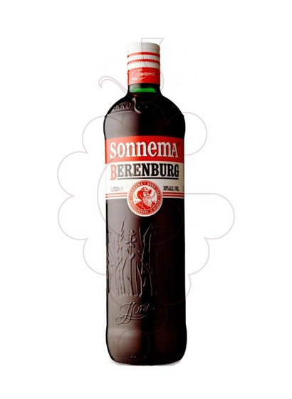 Photo Liqueur Sonnema Berenburg