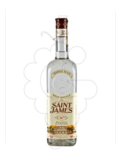 Photo Rum Saint James Imperial Blanc