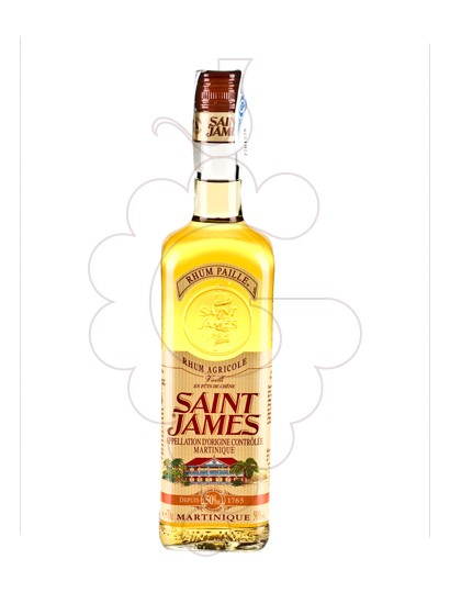Photo Rum Saint James Paille