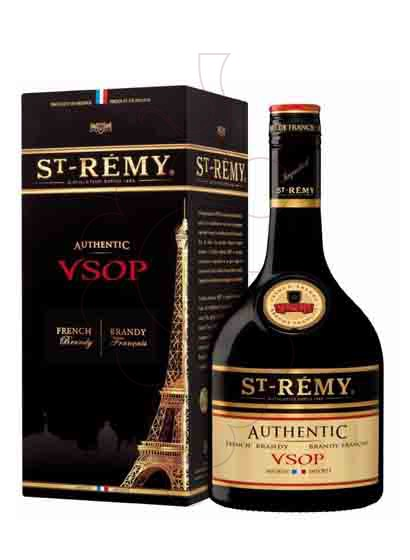 Photo Brandy St. Remy V.S.O.P