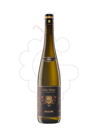 Photo St. Urbans-Hof Riesling white wine