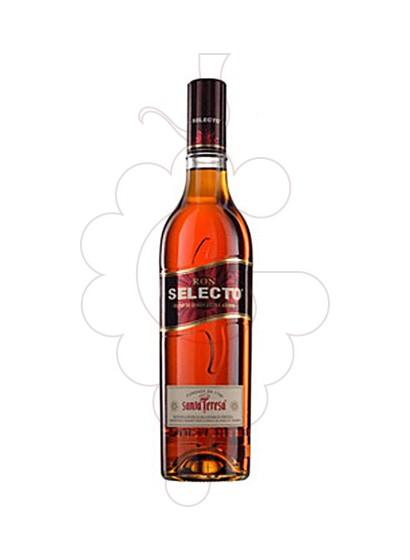 Photo Rum Santa Teresa Selecto