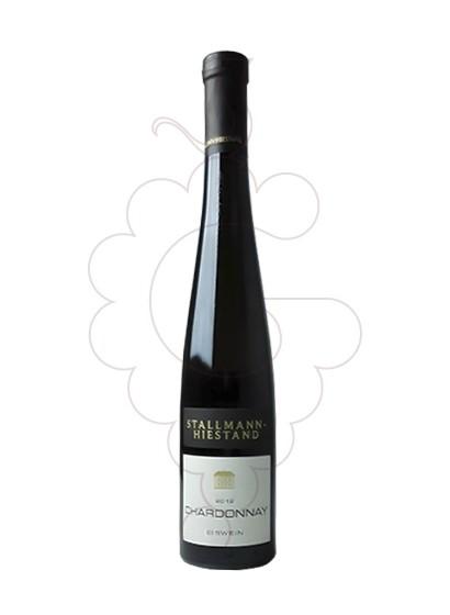 Photo Stallmann Hiestand Chardonnay Eiswein fortified wine