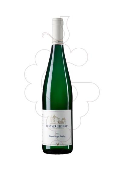 Photo Gunther Steinmetz Brauneberger Riesling Trocken white wine