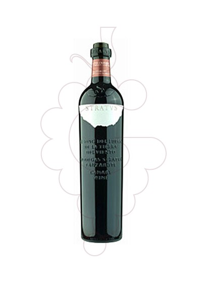 Photo Stratvs Negre  red wine