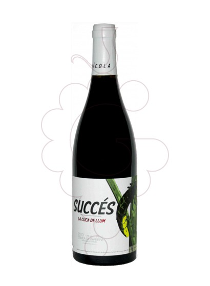 Photo Succes La Cuca De Llum  red wine