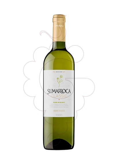 Photo Sumarroca Blanc de Blancs white wine
