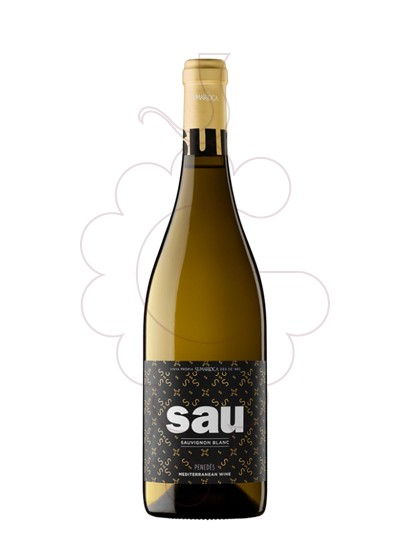 Photo Sumarroca Blanc Sauvignon white wine