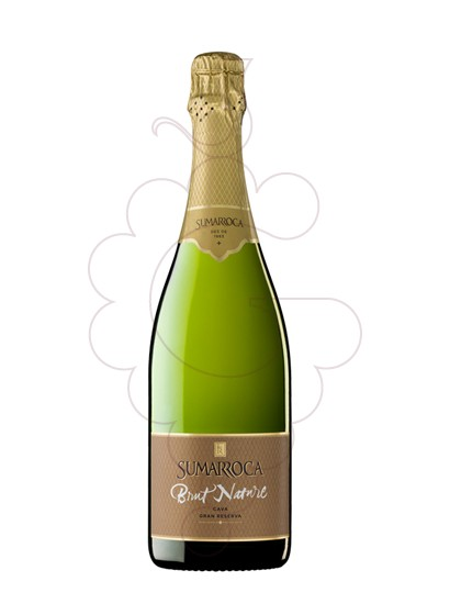 Photo Sumarroca Brut Nature Gran Reserva sparkling wine