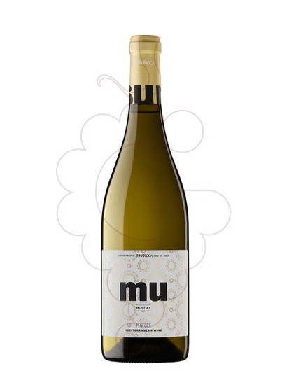 Photo Sumarroca Muscat Blanc white wine
