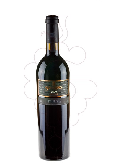Photo Sumarroca Negre Merlot red wine