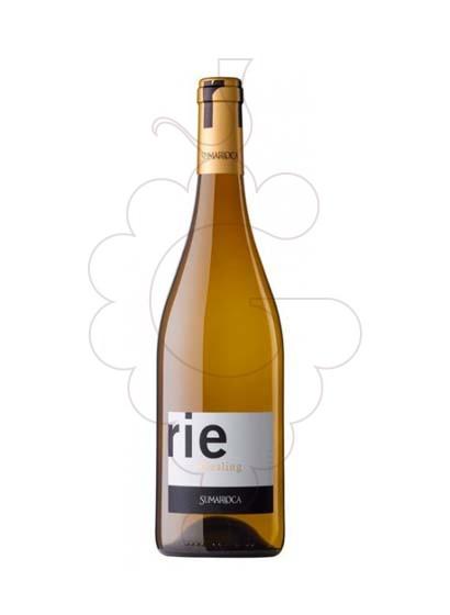 Photo Sumarroca Riesling white wine