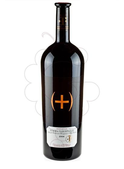 Photo Summa Varietalis Magnum red wine