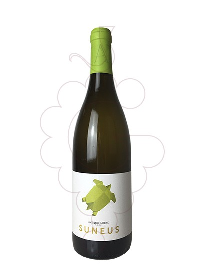 Photo Suneus Blanc white wine