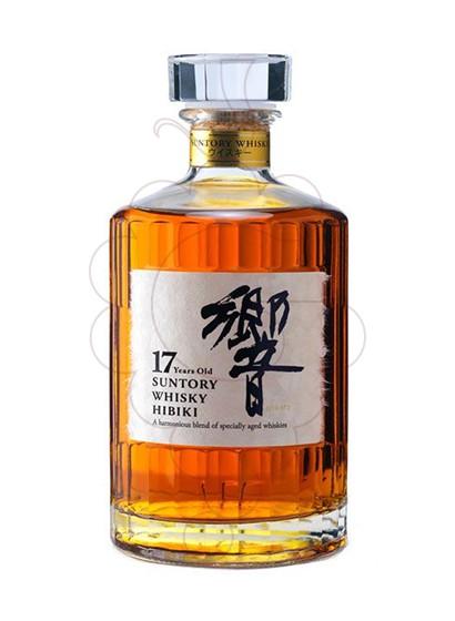 Photo Whisky Hibiki 17 Years