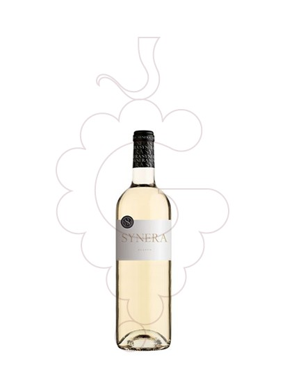 Photo White Synera (mini) white wine