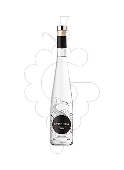 Photo Vodka Syrenka