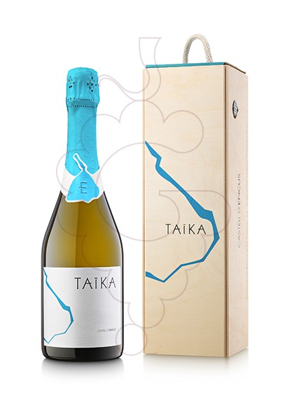 Photo Taika sparkling wine
