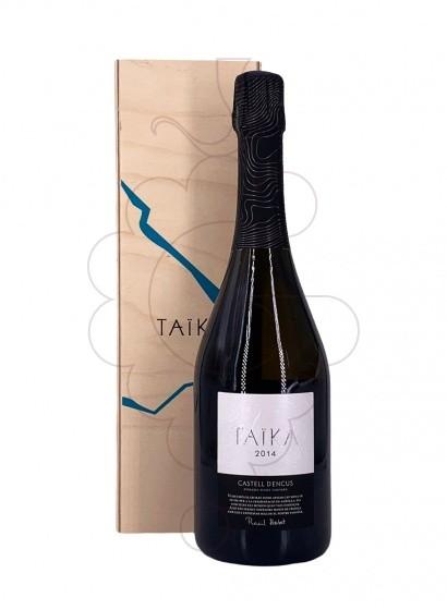Photo Taika sparkling wine