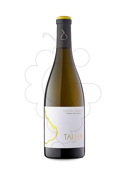 Photo Taleia Blanc white wine