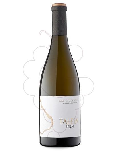 Photo Taleia Brisat white wine
