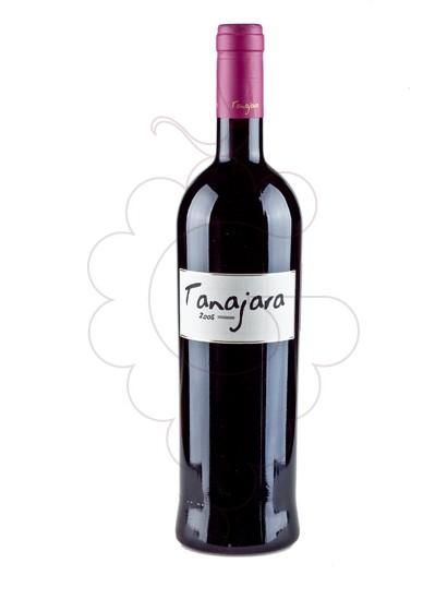 Photo Tanajara Vijariego red wine